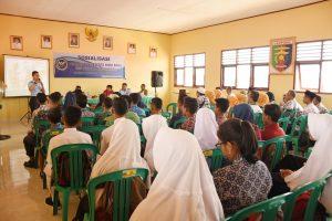 Lanud Pangeran M. Bun Yamin Mensosialisasikan Penerimaan Peserta Didik Baru (PPDB) SMA Pradita Dirgantara