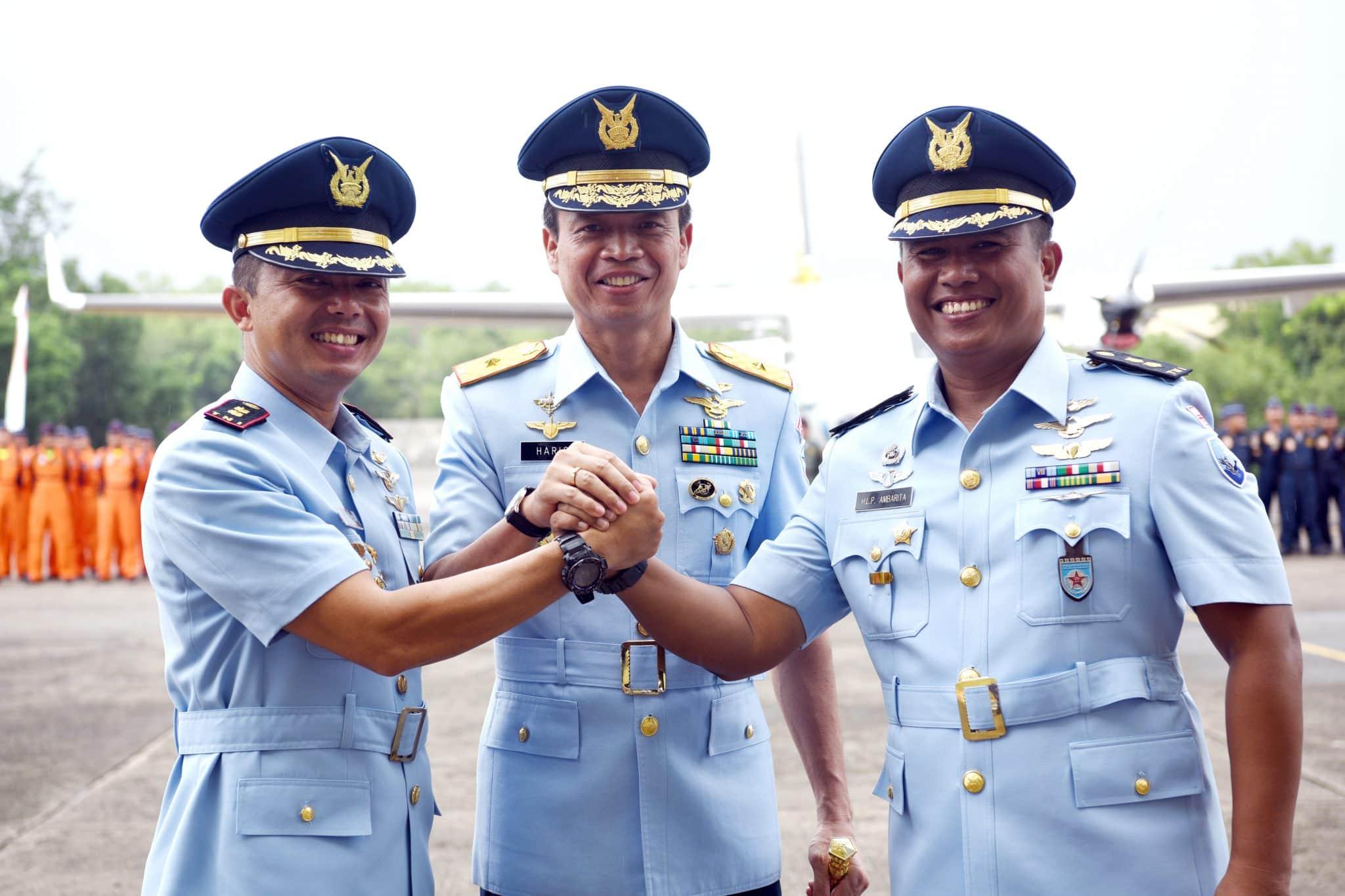 Letkol Pnb Achmad Iwan Retmawan Jabat Komandan Skadron Udara 5