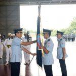 Jabatan Komandan Wing Udara 5 Lanud Sultan Hasanuddin Diserahterimakan