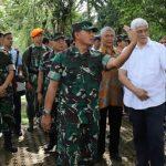 Kasau Kunjungi Taman Lalu Lintas Ade Irma Suryani Nasution