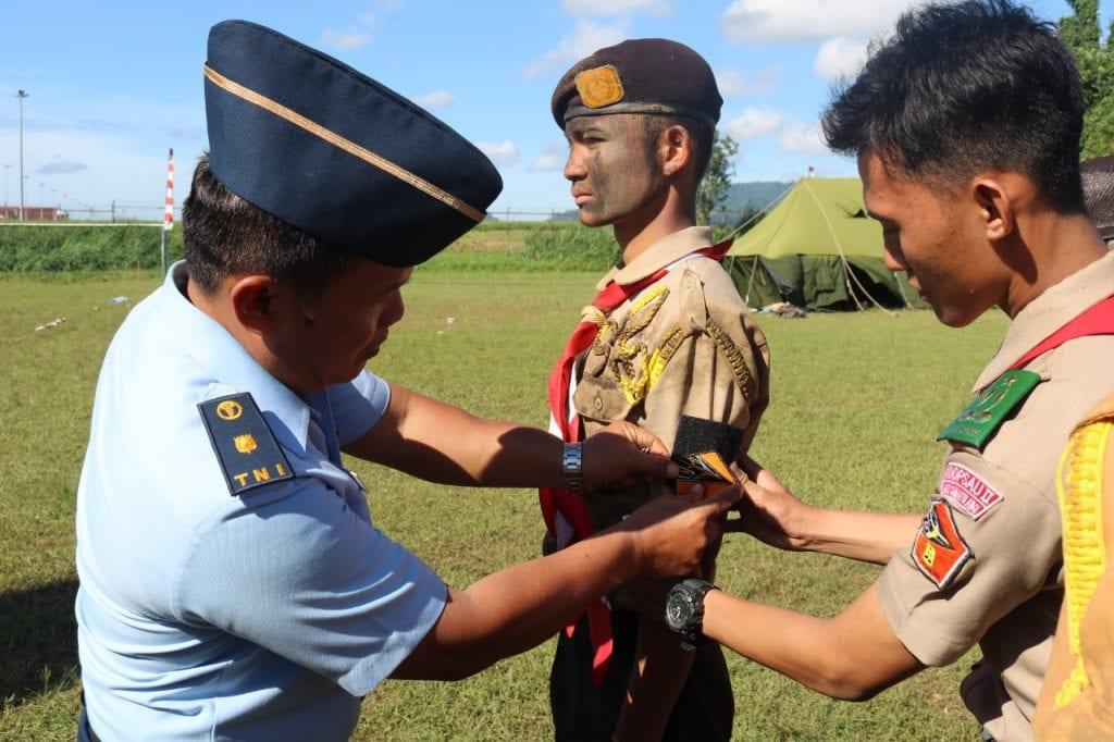 Perkemahan Saka Dirgantara Lanud Sam Ratulangi