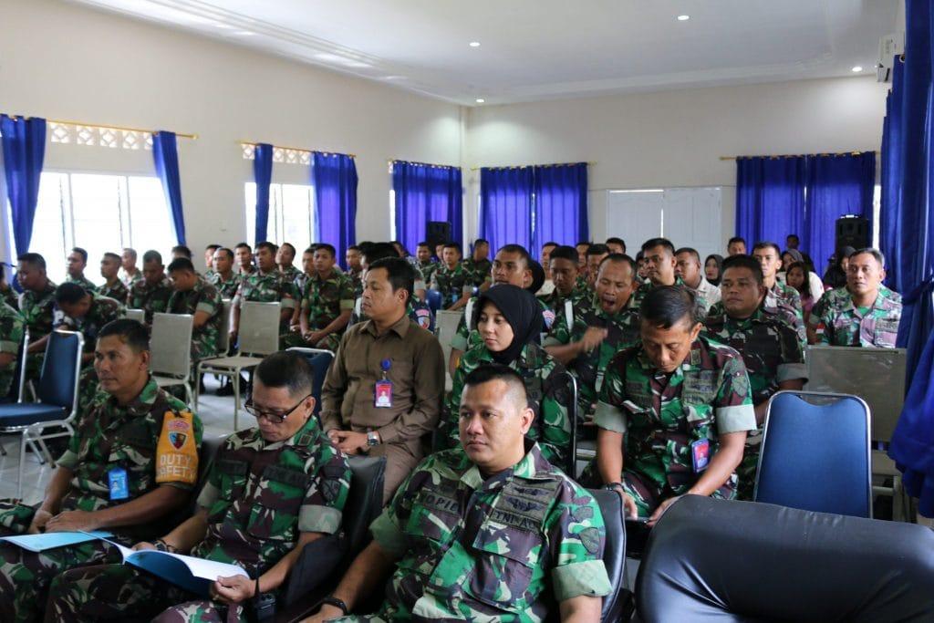 Rapat Anggota Tahunan (RAT) Primkopau Lanud Raja Haji Fisabilillah