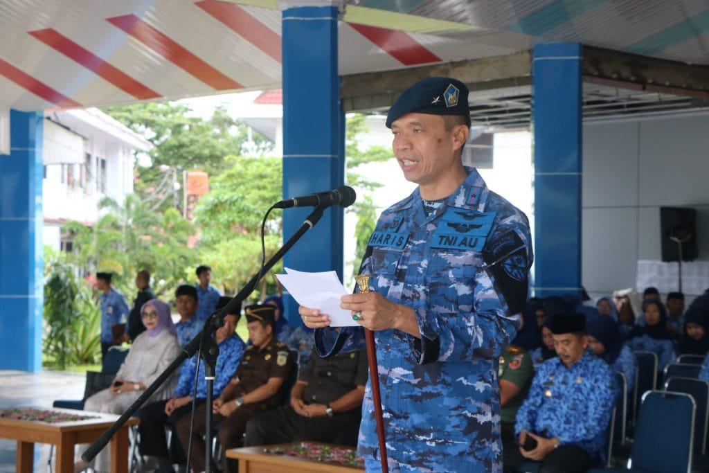 Upacara Hari Kesadaran Nasional di Kabupaten Maros