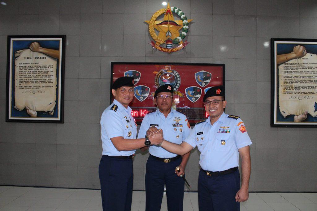 Serah Terima Jabatan Askomlek Kosekhanudnas II