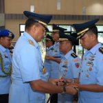 Kolonel Pnb Elistar Silaen Dilantik menjadi Danlanud RHF Tanjungpinang