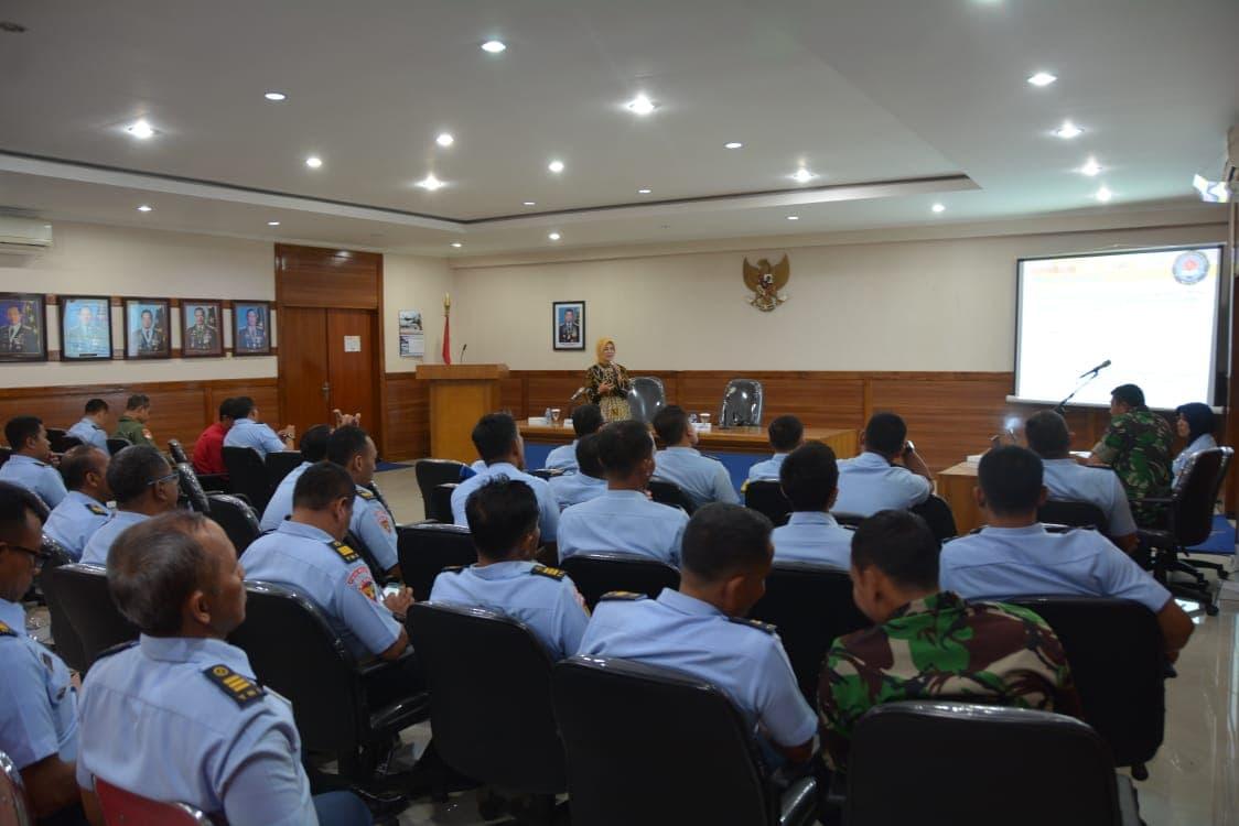"""Gandeng"" Universitas Gajayana, Komandan Lanud Iswahjudi Tingkatkan SDM-nya"