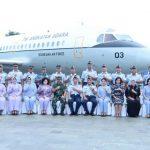 Taman Halim dengan Monumen Edukasi Pesawat F-28 Diresmikan