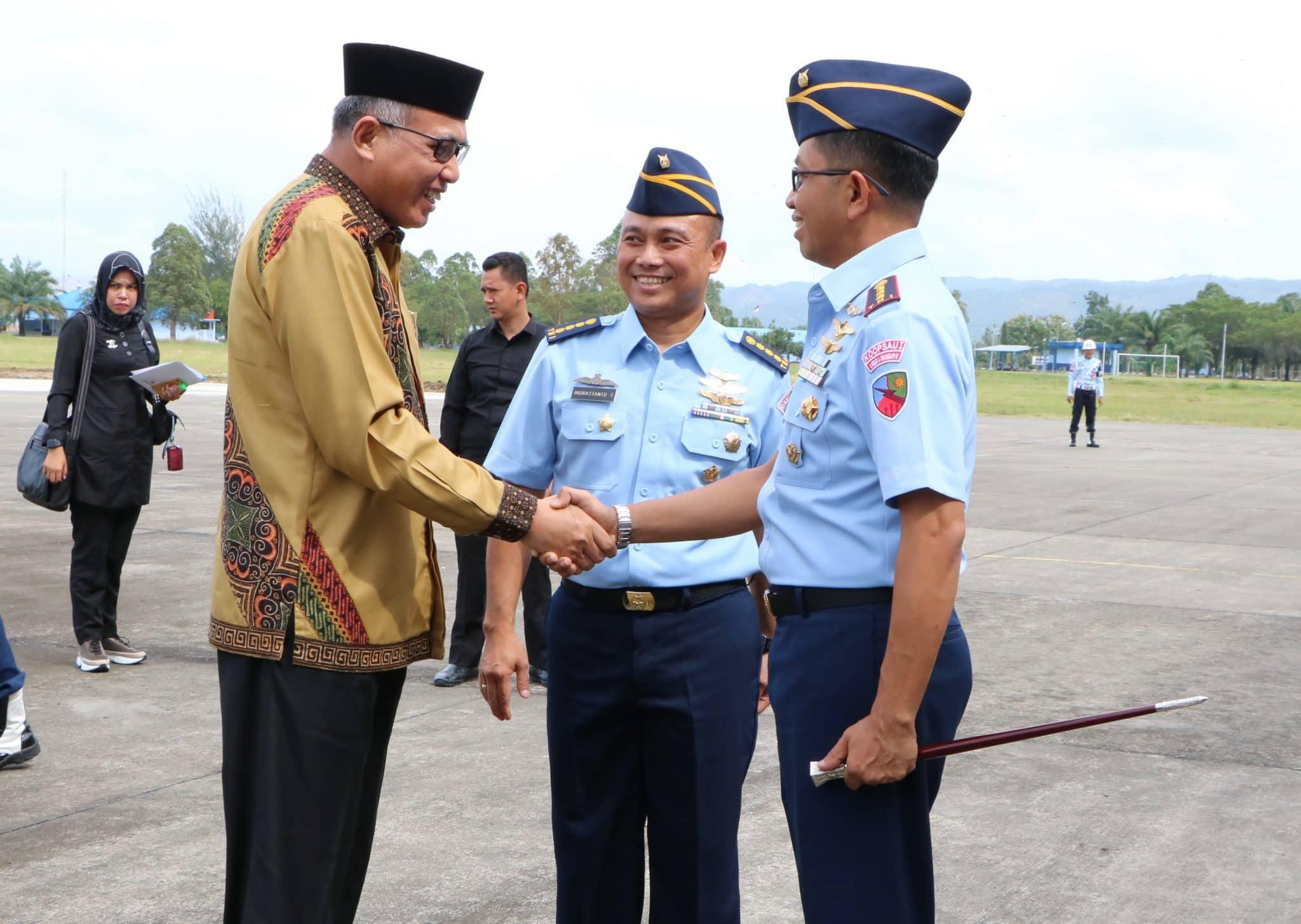 Sinergitas TNI/Polri dan Pemerintah Modal Pembangunan Menuju Aceh Hebat