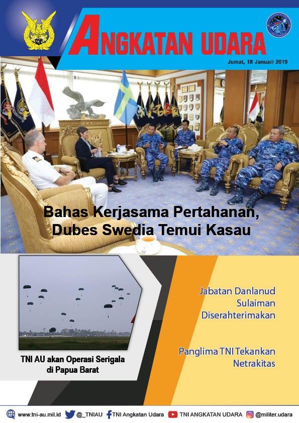 Kliping Berita Media 18 Januari 2019