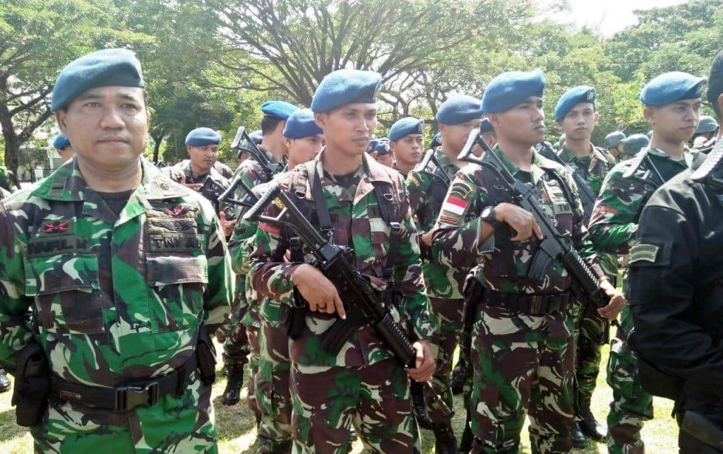 Lanud Sim Ikut Apel Kesiapsiagaan Pam VVIP di Banda Aceh