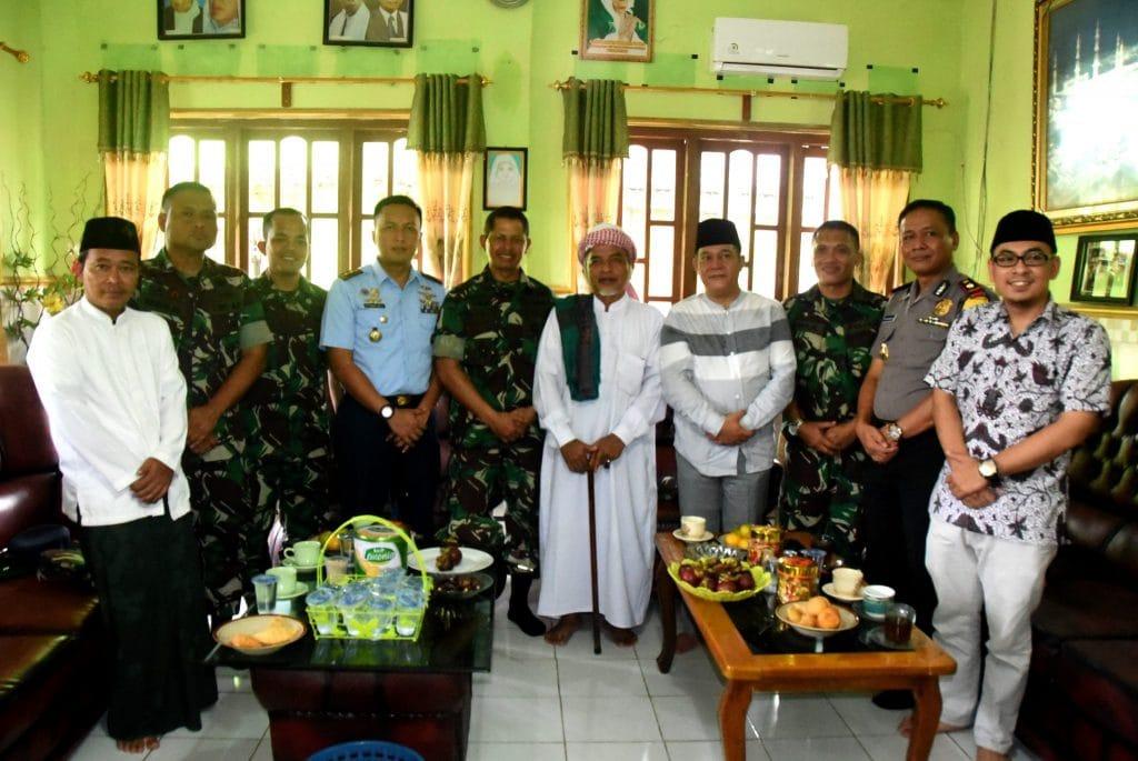 Komandan Lanud Wiriadinata Mengecek Lokasi Rencana Kunjungan Presiden RI