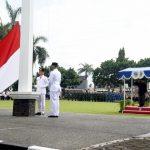Komandan Lanud Wiriadinata Menghadiri Upacara Hari Kesadaran Nasional