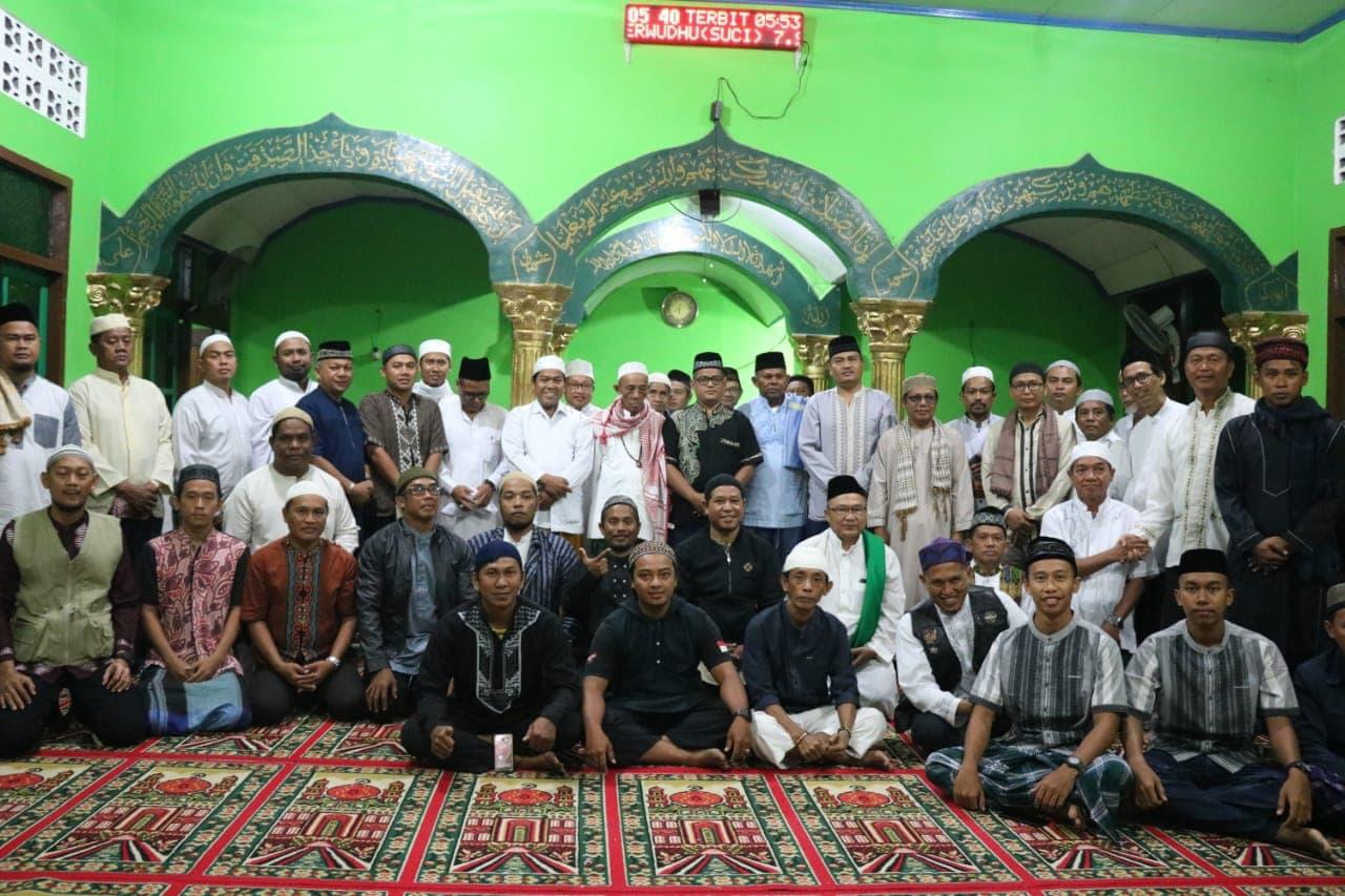 Lanud Silas Papare Safari Subuh di Pasar Lama Sentani Jayapura Ajak Masyarakat Jaga Keberagaman