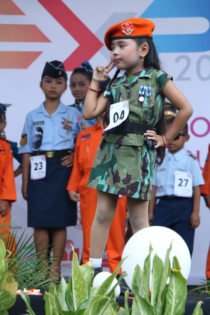 Yayasan Ardhya Garini Cabang Lanud Abd Saleh Gelar Angkasa Expo 2019