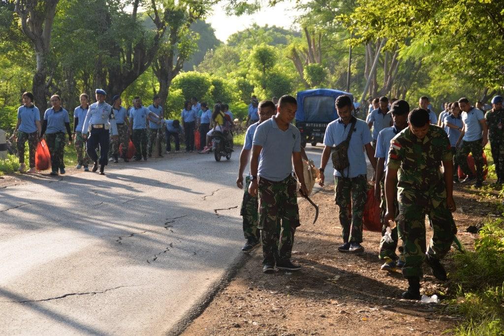 Gerakan Indonesia Gemar Menabung di El Tari