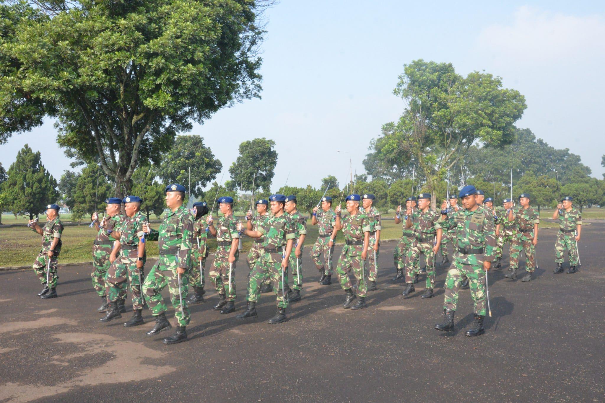 Menjaga Postur Prajurit dan PNS TNI AU