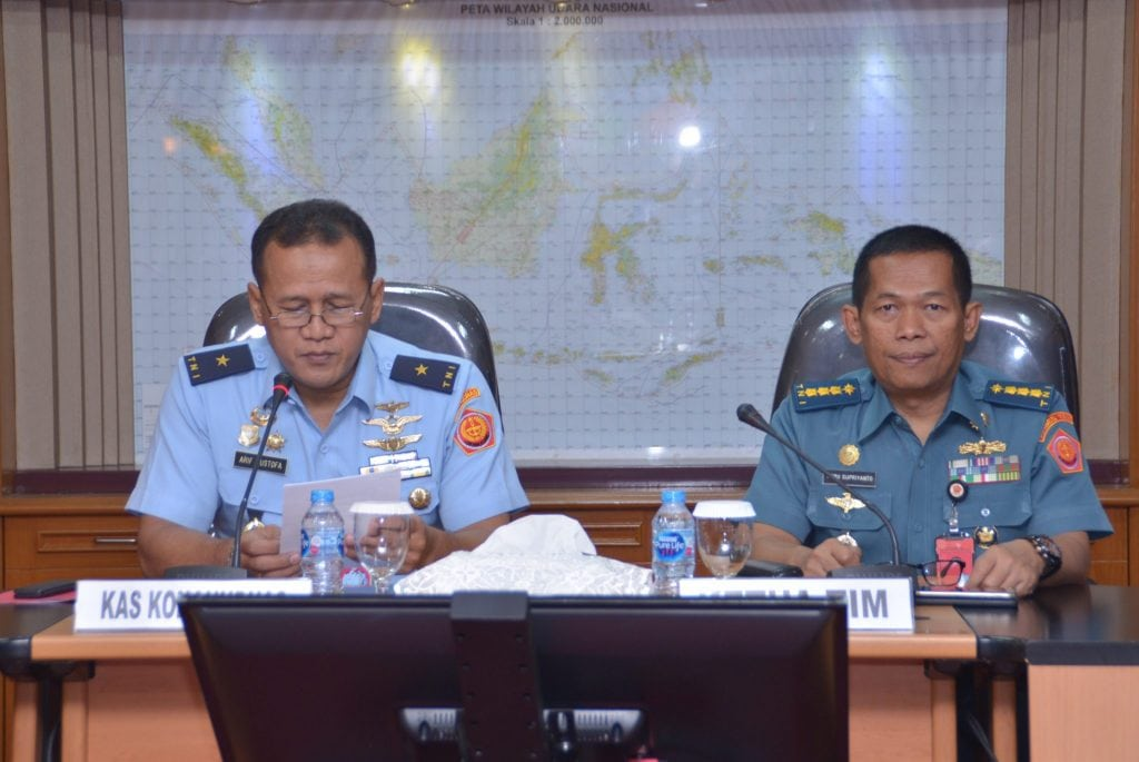 Mekanisme Baru Wasrik Itjen TNI di Markas Kohanudnas