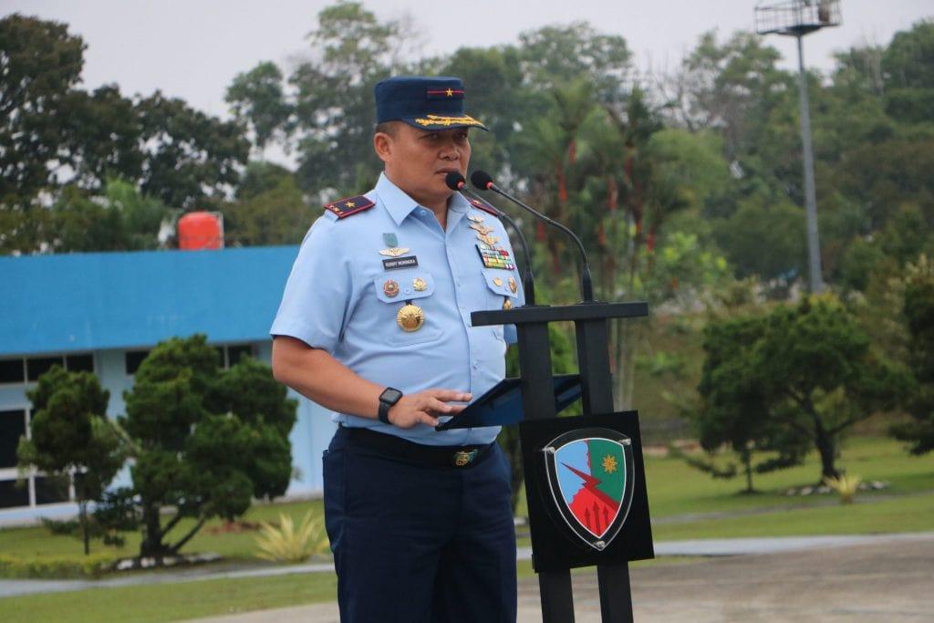 Danlanud Rsn: Jaga Netralitas TNI