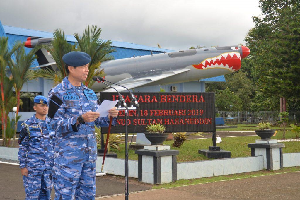 "Kasau: ""TNI Angkatan Udara Optimis dalam Pelaksanaan Tugas"""