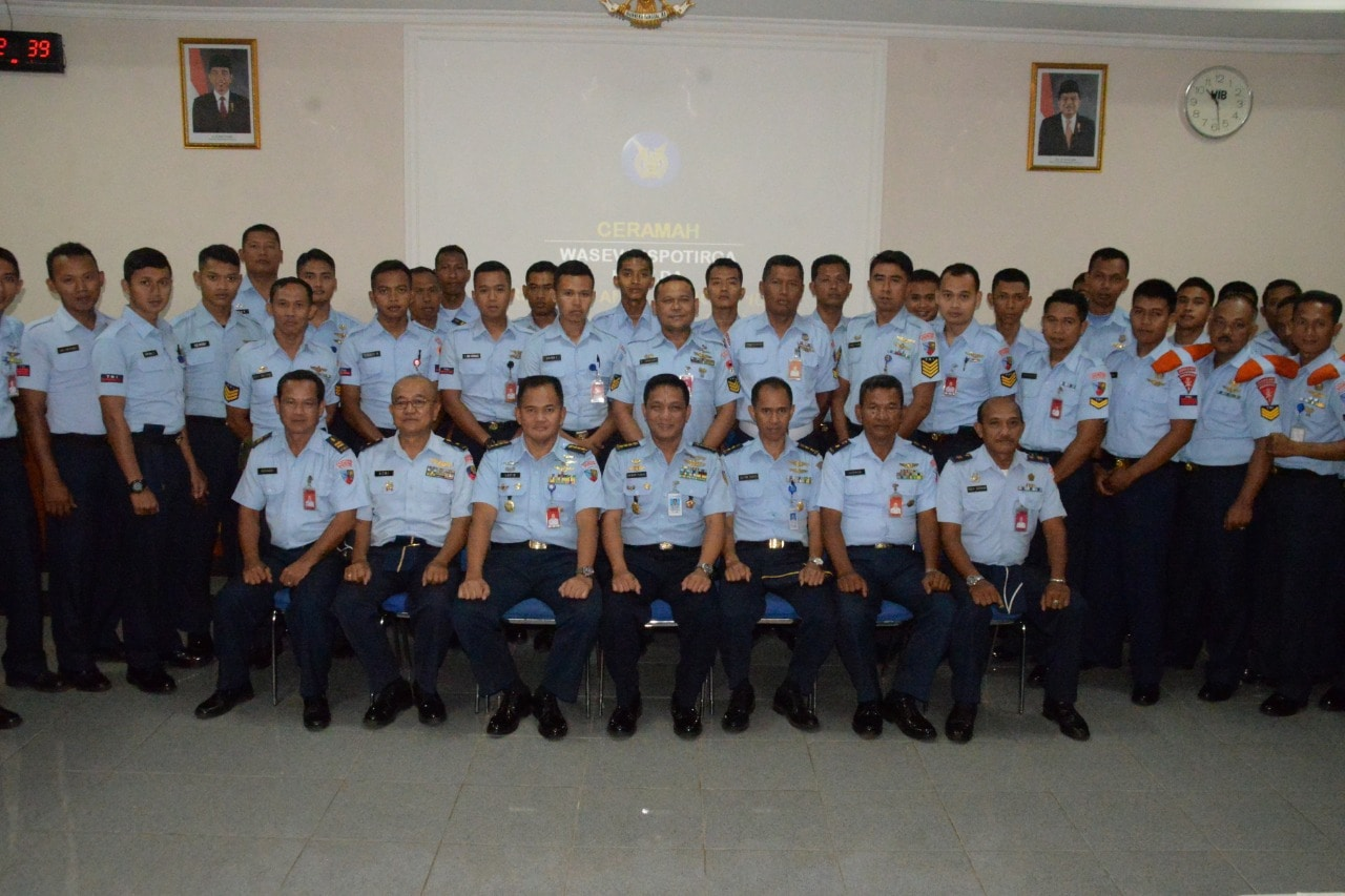 Pembinaan Teritorial TNI Satu Sistem dengan Binpotdirga