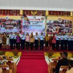 Kasau Beri Kuliah Umum Tentang Wawasan Kebangsaan Dalam Dirgantara Nasional di Unmus