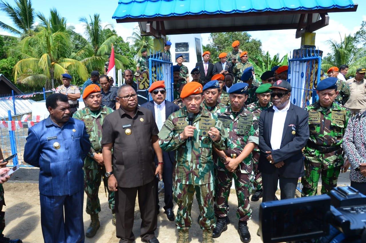 TNI AU Janjikan Kemudahan Putra Sorong Menjadi Prajurit TNI AU