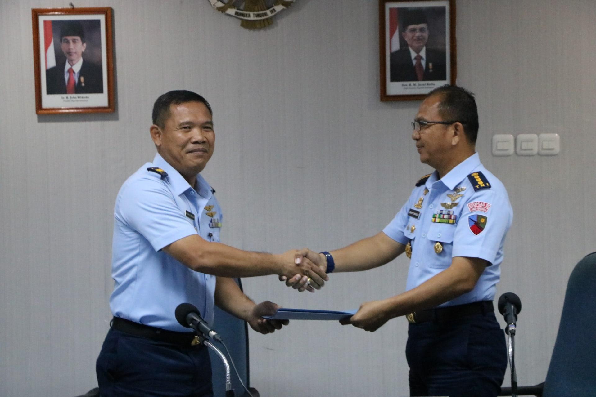 Itkoopsau III Akhiri Pelaksanaan Wasrik di Lanud Manuhua