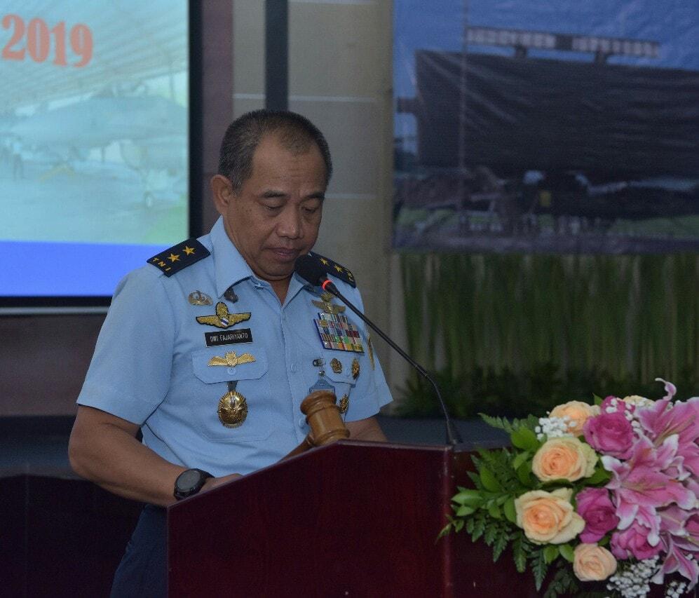 Rakorpam TNI AU 2019 Sebagai Pendeteksi Dini, Intelijen Harus Andal