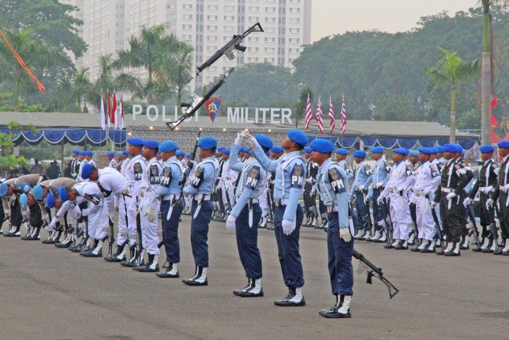 Turut Serta Tim Kolone Senapan Pomau Dalam Menyemarakkan HUT Pomal ke-73 Tahun 2019