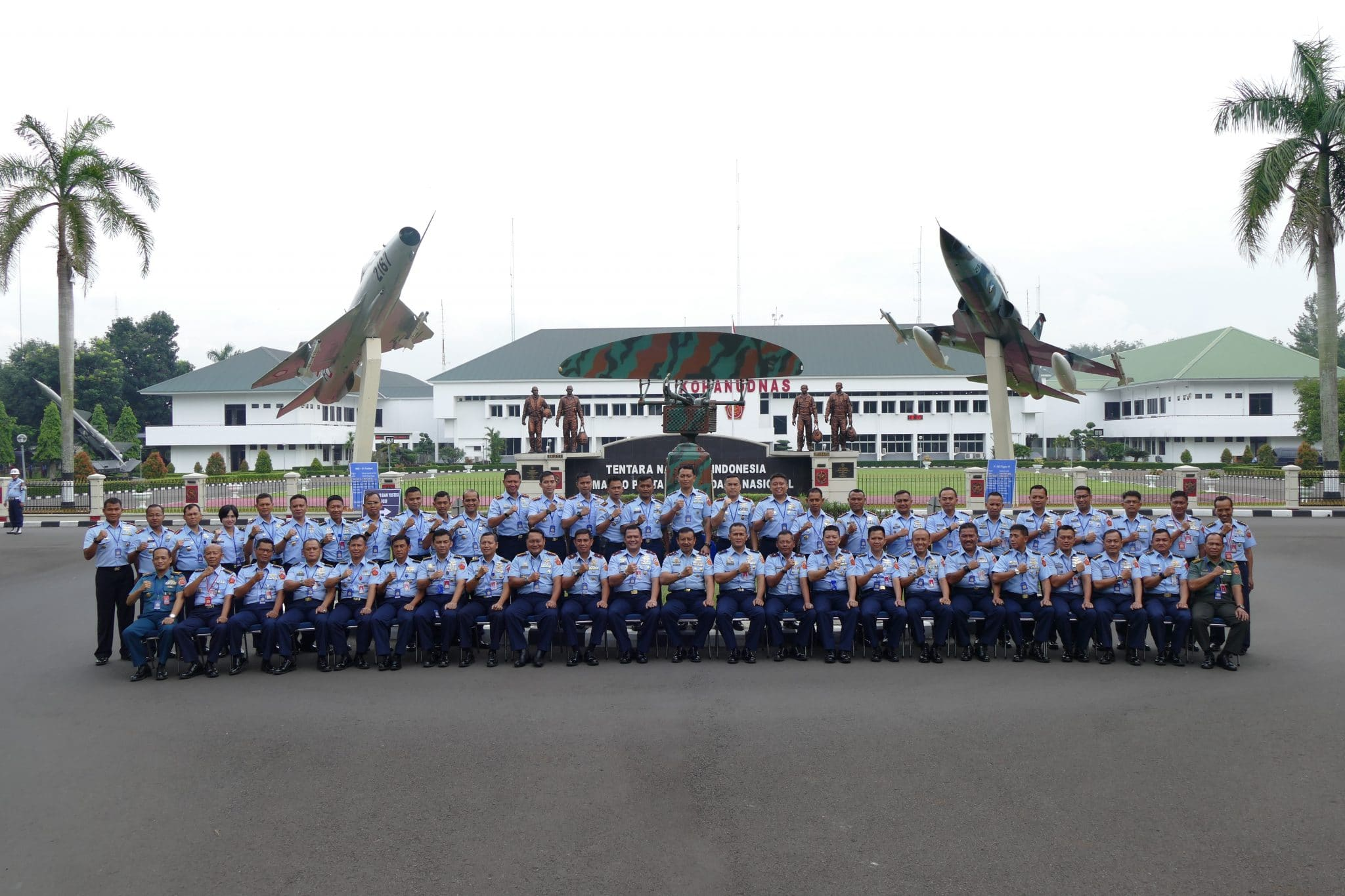Rakornis Kohanudnas Tahun 2019 Jelang HUT Kohanudnas ke-57