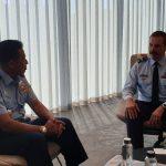 CAF RAAF Apresiasi Kemampuan Delegasi TNI AU pada Latihan Pitch Black