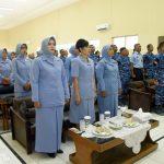 Ceramah Sosialisasi Penyakit TBC di Lanud Wiriadinata