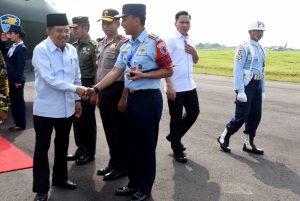 Wakil Presiden RI Drs. H. Muhammad Jusuf Kalla Munutup Kegiatan Musyawarah Nasional Alim Ulama Dan Konfrensi Besar NU Tahun 2019