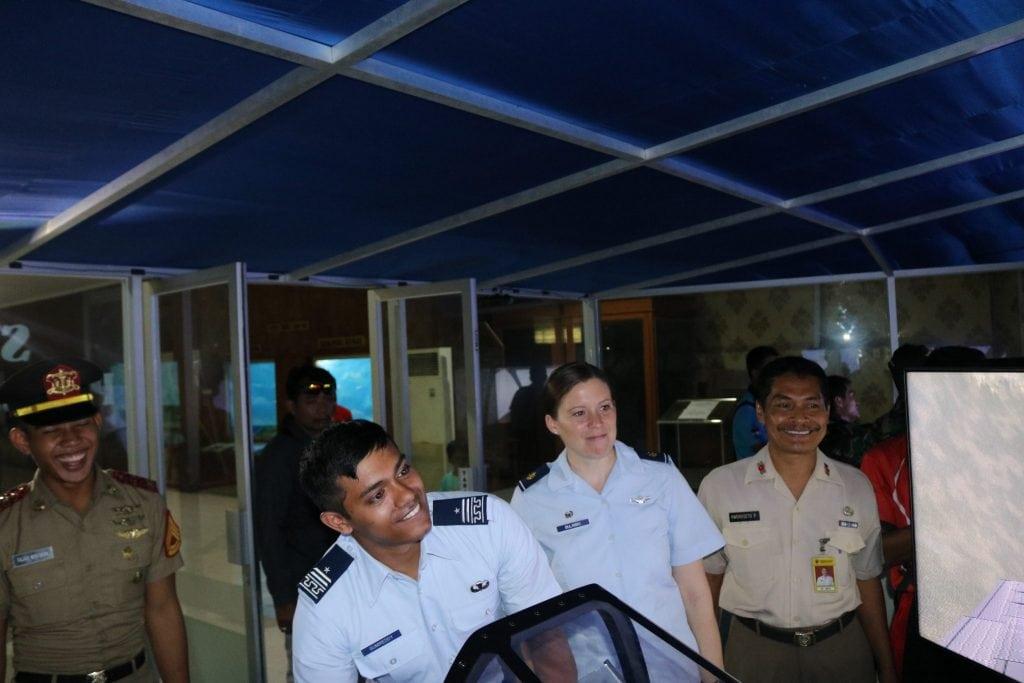 Cadet USAF Berkunjung Ke Muspusdirla