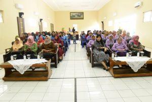 Arisan Gabungan Anggota PIA Ardhya Garini Cabang 7/D.I Lanud Wiriadinata