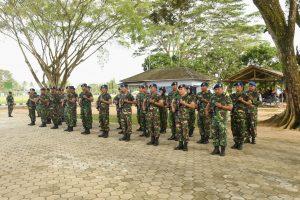 Minggu Militer di Lanud Pangeran M. Bun Yamin