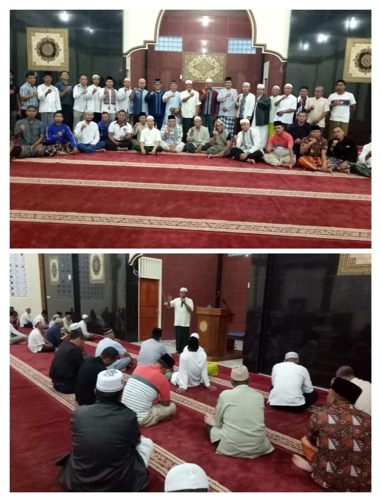 Safari Subuh di Masjid Ababil Lanud Silas PapareSentani Jayapura