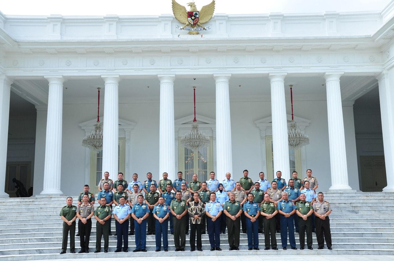 Kolonel Pnb Hesly Paat, Resmi Naik Pangkat Menjadi Marsekal Pertama TNI