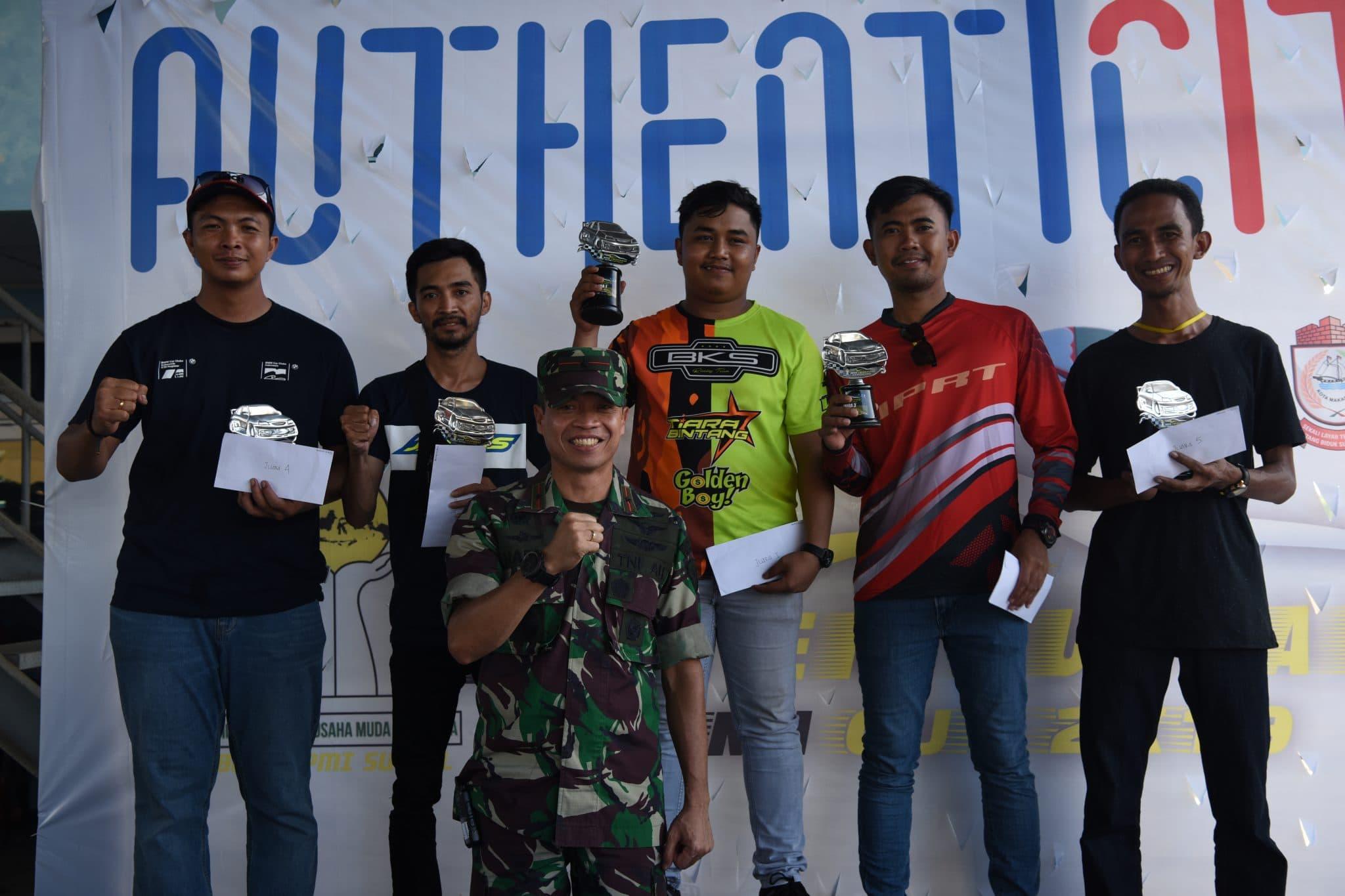 Bulan Dirgantara 2019 Lanud Sultan Hasanuddin Gelar DRAG RACE