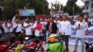 Lanud Mus Berpartisipasi dalam Millenial Road Safety Festival Kota Sabang
