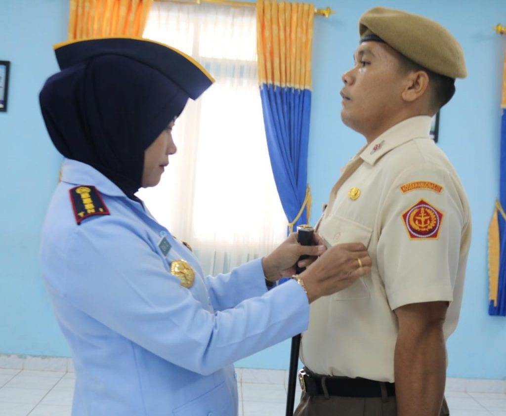 Danwingdikum Buka Diklatjur PNS Kesehatan Angkatan ke-21