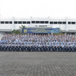 Kuliah Kerja Pasis Seskoau A-56 dan Sesau A-11,Waasops Kasau: TNI AU Berperan Aktif Tangani Bencana Alam