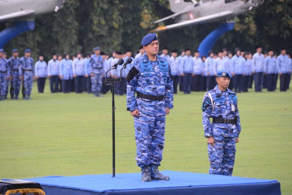 Dankodiklatau: Wujudkan Netralitas TNI Dengan Berpegang Teguh Pada Karakter Dan Jati Diri TNI