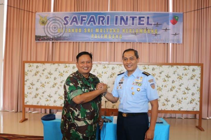 Prajurit Smh Tingkatkan Sense of Security dan Sense of Intelijen