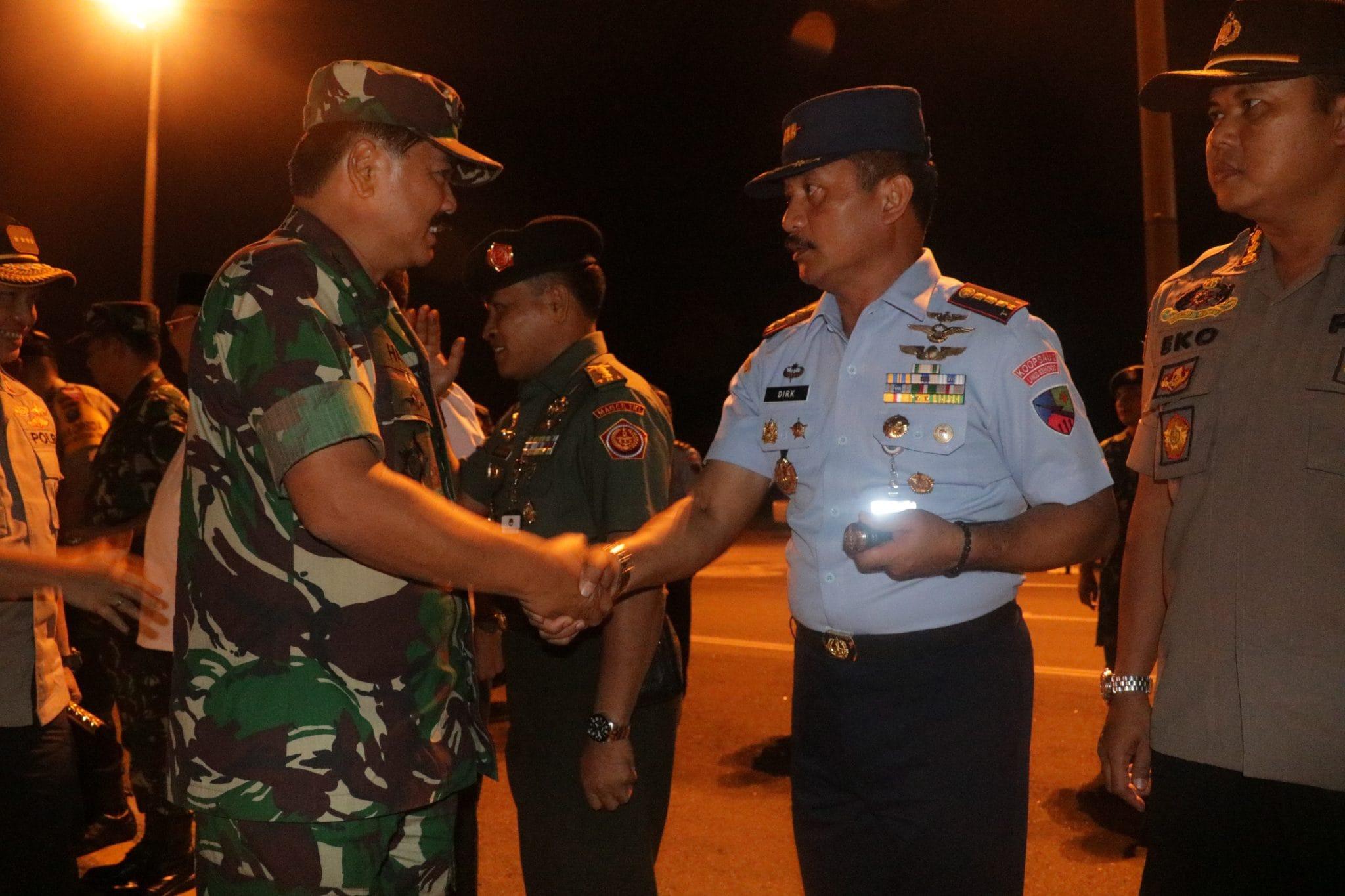 Panglima TNI dan Kapolri Kunjungan Kerja ke Wilayah Sumut