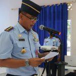 Danlanud Rhf Pimpin Penandatangan Pakta Integritas Tim Penyediaan Prajurit TNI AU