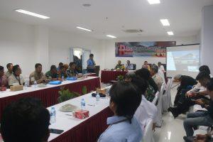 Danlanud Rhf Ikuti Rapat Komite Keamanan Bandara