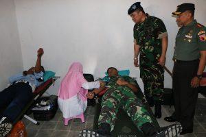 Danlanud Iswahjudi tutup TMMD ke-104 di Desa Poncol Magetan
