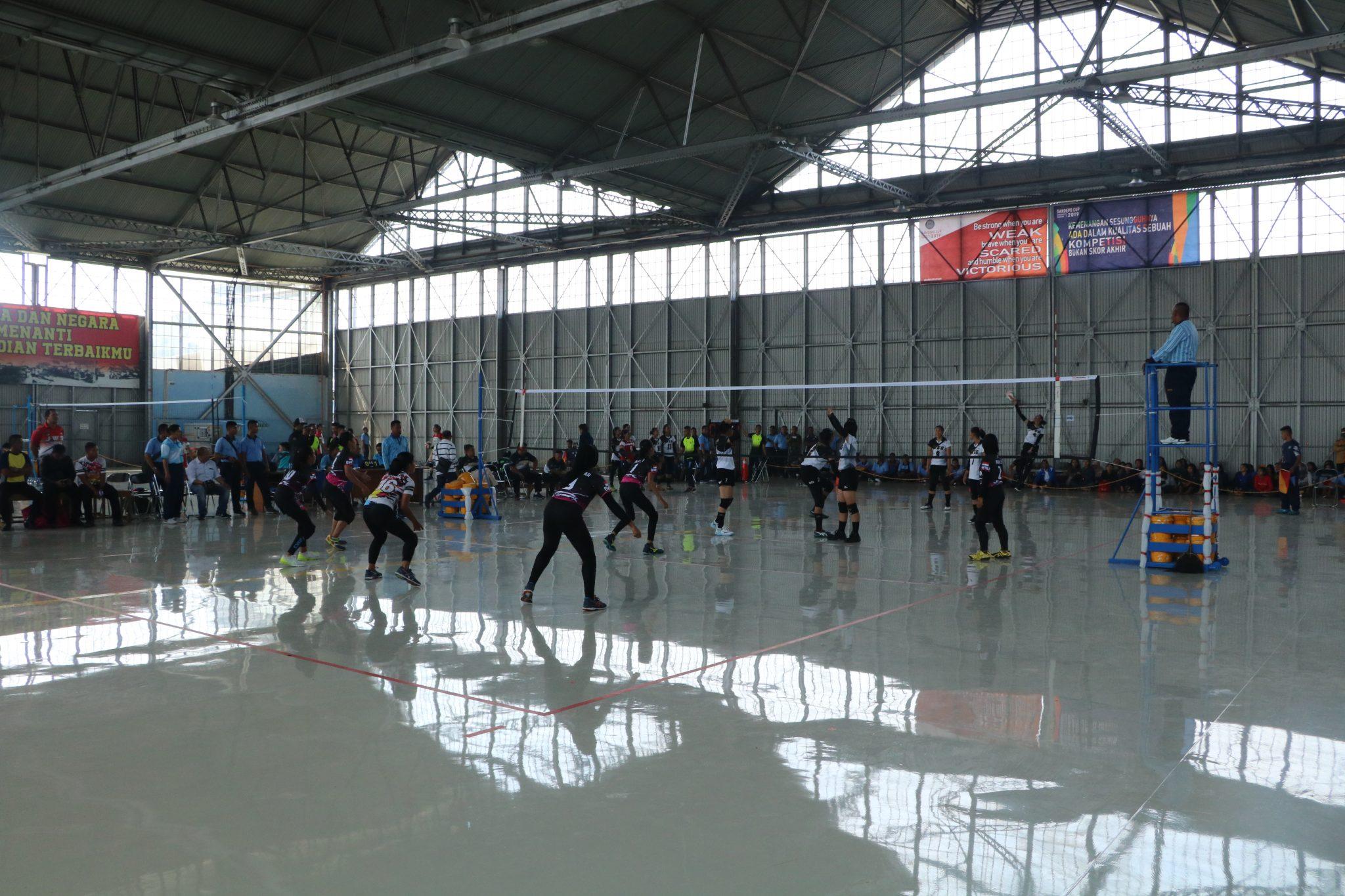 Open Tournament Volly Putri U-17 Dandepohar 10 Cup
