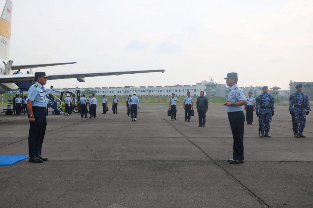 Kasau Kunjungan Kerja ke Wilayah Medan